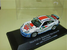 PORSCHE 911 GT3 CUP wilkinson SUPERCUP 1999 ONYX XCL017