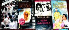 Gandhi, Lawrence of Arabia Plus 4 Sealed! Videos #96