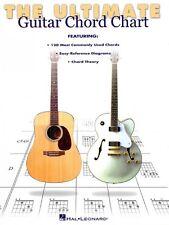 Ultimate Guitar Chord Chart - Guitar Educational NEW 000695347