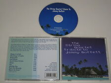 THE STRING QUARTET/TRIBUTE TO JIMMY BUFFETT(VITAMIN CD-8762) CD ALBUM