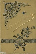 Aus der Heimat Naturwissenschaftliche Zeitschrift Jahrgang 1897 Vogelkunde