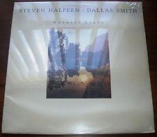 Steven Halpern Dallas Smith Natural Light 1984 33rpm LP Sealed Fast Shipping