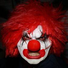 Evil Clown Forehead Latex Prosthetic