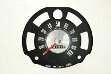 1966 67 68 69 70  Early Ford Bronco Speedometer Gauge Restored