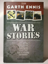 WAR STORIES GARTH ENNIS PLANETA DEAGOSTINI