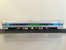 HO Bachmann 13113 Amtrak Amfleet Acela 85' Cafe, Minor paint chips, no lights