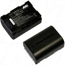3.7V 1.2Ah Replacement Battery Compatible with JVC BN-VG114E