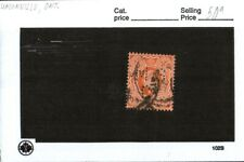 """Middlesex Stamps, Great Britain Scott #144 Used  Perfin """"HS &Co"""". cc14"""
