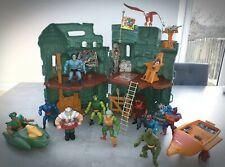 Vintage He-Man Castle Grayskull Figures Masters Of The Universe MOTU Mattel 81