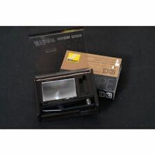 Nikon D3 Einstellscheibe Gitter E - Gitterscheibe - Focusing Screen