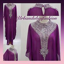 Dubai Kaftan Caftan Farasha Moroccan Takchita Jilbab Jalabiya Maxi women's Dress