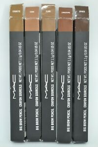 MAC Big Brow Pencil BNIB 1.1g/0.04oz. ~choose your shade~DISCONTINUED~RARE~HTF~