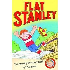 Jeff Brown's Flat Stanley: The Amazing Mexican Secret, Greenhut, Josh, New Book