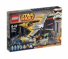 Lego Star Clone Wars 75092 Naboo Starfighter Anakin Obi-One R2-D2 Minifigure NEW