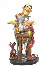 Profisti-Metzger Fleischer macellaio XL scultura personaggio 20613l