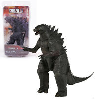 NECA Godzilla 2014 Classic Burning 30cm Hand To Tail 18cm Action Figurine Modèle