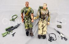 Poseable 12 In Military Action Figures & Weapons Brand Gi Joe Power Team MAC