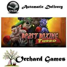 Beast Boxing Turbo :PC MAC: (Digital download Steam) Automatic Delivery