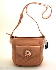MIMCO MONARCH POUCHE LEATHER BAG IN DUSTY PINK BNWT RRP$379