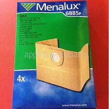 MENALUX, POWA, RAPIDE, SUKKA, VAX 2000 4000 VACUUM BAGS - 6885P
