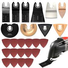 Oscillating Saw Blades Tools Multi Tool For Fein Multimaster Dewalt Makita 25pcs