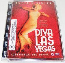 Bette Midler - Diva Las Vegas--- (DVD, 2000)