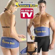 Fascia Snellente Sauna Belt cintura dimagrante peso anticellulite pancia glutei