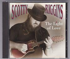 Scotty Riggins-The Light of Love CD ALBUM RAR! Top!
