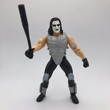 Sting WCW Marvel ToyBiz Bruisers Figure w/ Baseball Bat WWF/WWE nWo