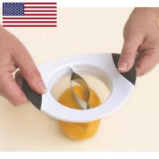 NEW Mango Slicer Fruit Cutter Kitchen Tool Stainless Splitter USA Seller