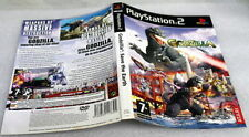 Sony PlayStation 2 Video Game Manuals, Inserts & Box Art