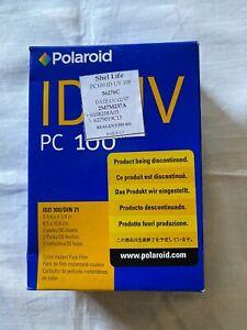 Polaroid ID UV Film 8.5 x 10.8 20 photos Exp 01/2009 (LAST ONE)