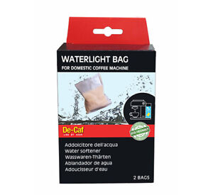 Waterlight Softener/Descaler Bags x2
