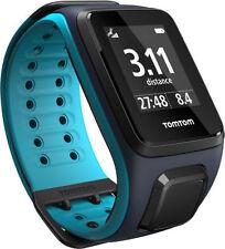 Cardiofrequenzimetri blu orologio