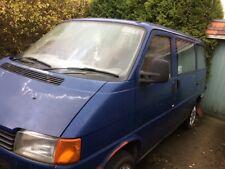 Volkswagen T4 caravelle camper van