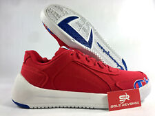 NEW! Champion Super Court Low 100174M Red White Shoes c1