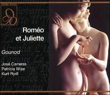 Gounod: Roméo et Juliette / Carreras, Wise, Rydl ~ José Carreras, Vicente Esteve