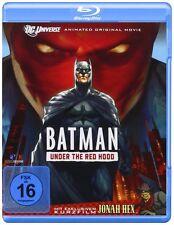 "Batman - Under the Red Hood [Blu-ray](NEU/OVP) inkl.""Jonah Hex ""Kurzfilm DC Comi"