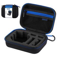 Waterproof Carry Travel Case Bag for GoPro hero 6 5 Session 4 3+/Xiaomi Yi/SJCAM