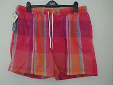 BNWT MENS M&S BLUE HARBOUR RANGE MULTICOLOURED SWIMMING SHORTS SIZE XL