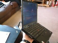 Thinkpad X61 Laptop 2.0 GHz Dual Core 3GB RAM 60GB SSD - Compact and Fast!