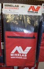 New  Minelab Deluxe Heavy Duty Metal Detector Carrying  Bag / Free Shipping