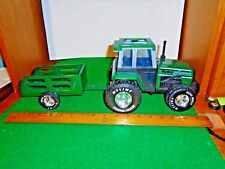 Vintage NyLint Farms Tractor with Trailer