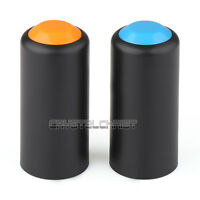 2 Colors  Wireless Mic Battery Screw On Cap/Cup/Cover for Shure PGX2 /SLX2