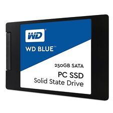 """WD Blue 250GB Internal Solid State Drive 2.5"""" SATA III SSD - WDS250G1B0A"""
