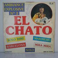 "El Chato–Ambiance Explosive Vol 2 (Vinyl 12"" Maxi 45 Tours)"