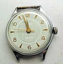 1959 SOVIET RUSSIAN VOLNA PRECISION CHRONOMETER ZENITH-135 Watch