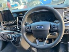 Ford Transit Custom 2019 Limited Leather Steering Wheel Multi Functioning Button