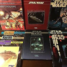 Lot STAR WARS ROLEPLAYING GAME Galaxy Guide 6: Tramp Freighters Alien Sourcebook