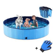 Foldable Portable Dog Pet Cat Summer Bathing Water Tub Bathtub Kid Swimming Pool